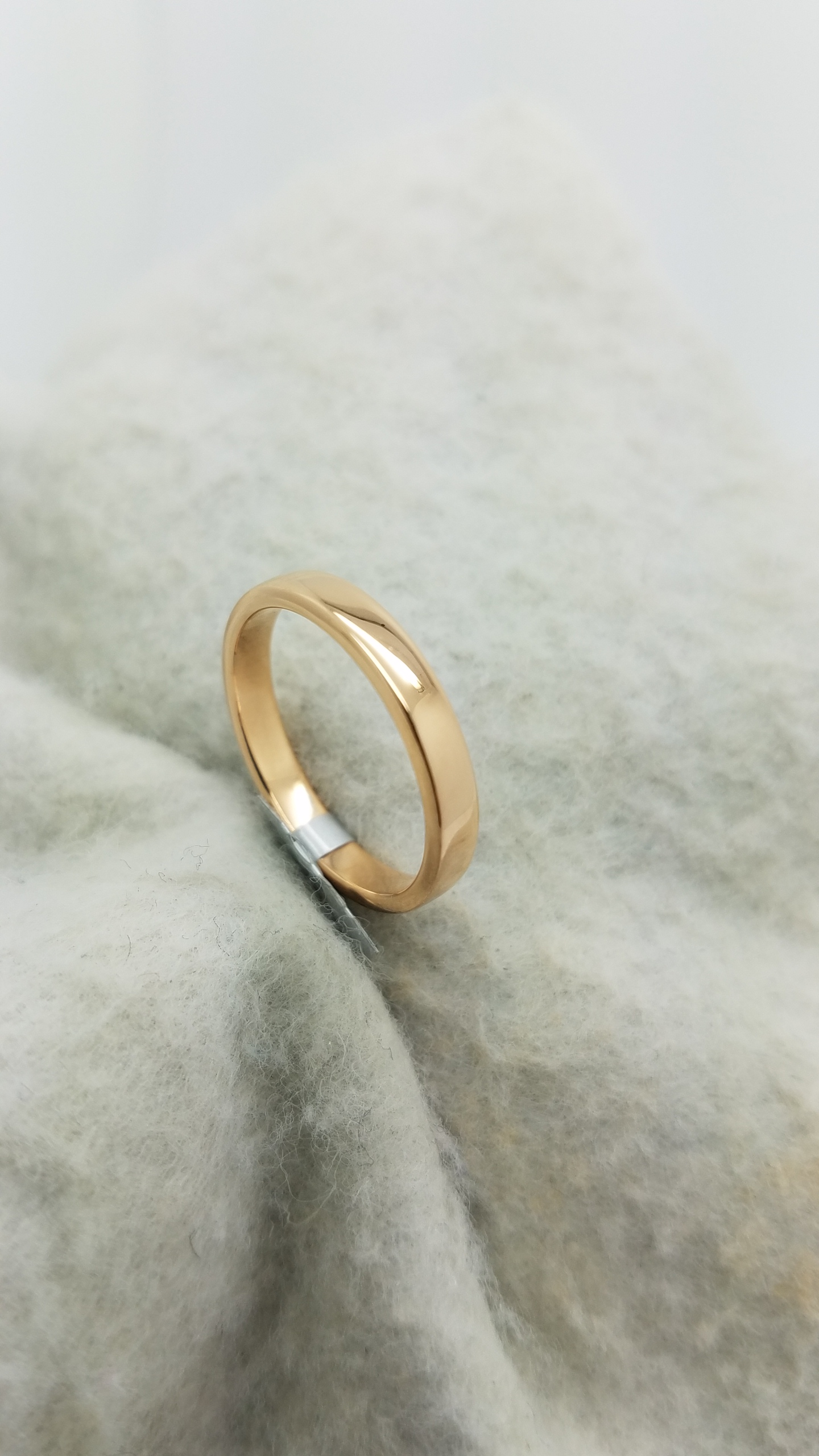 14K	Rose Gold	FLAT								Bands without Stones	Ring