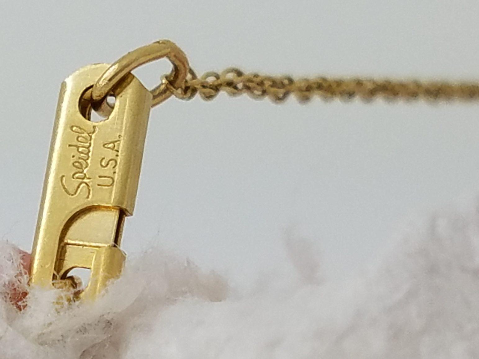 Speidel 22 Chain 14k Yellow Gold Brickell Jewelers